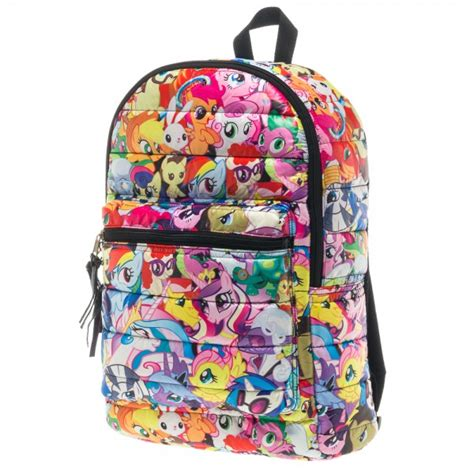 Tas Travel Xbox One Xbox 360 my pony all print backpack backpacks