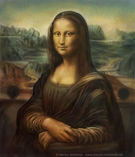 2 Paintings Of Leonardo Da Vinci by Mona Speed Painting Speedpainting
