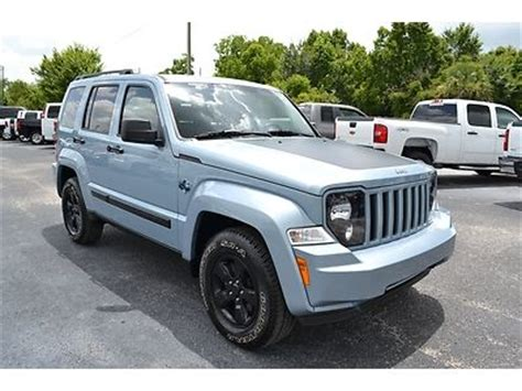 jeep liberty arctic for sale purchase used 2012 jeep liberty 4x4 arctic edition winter