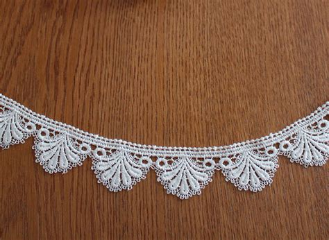 Lace Macrame - macrame lace trim sold by the yard