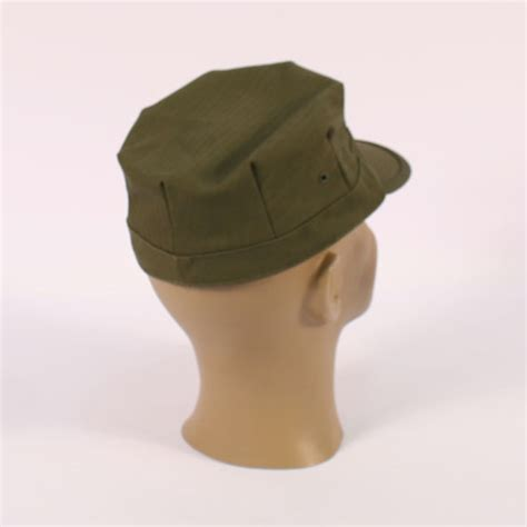 pattern for army cap us army hbt cap 1943 pattern od 7 dark shade green