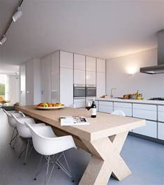kitchen diner design ideas modern white kitchen diner interior design ideas