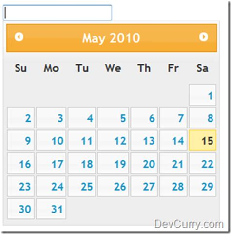Jquery Ui Layout Size | reduce size of the jquery datepicker