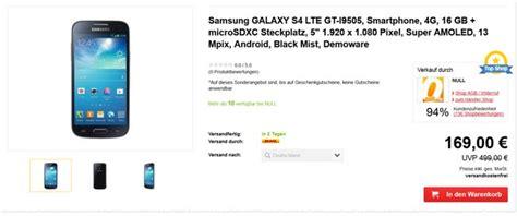 S4 Kaufen Ohne Vertrag 1947 by Samsung Galaxy S4 Ohne Vertrag B Ware F 252 R 179 99