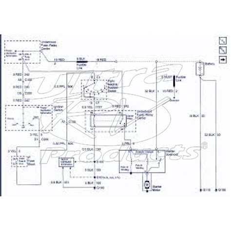 2004 workhorse p32 8 1l wiring schematic