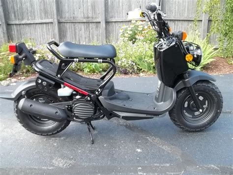 honda rugged scooter honda ruckus motorcycles for sale in wisconsin