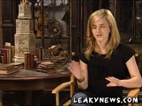 emma watson questions emma watson on harry potter and the deathly hallows par