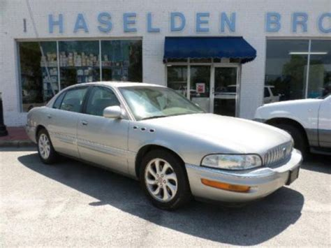 how cars work for dummies 2004 buick park avenue auto manual find used 2004 buick park avenue ultra in 117 e broad st hemingway south carolina united