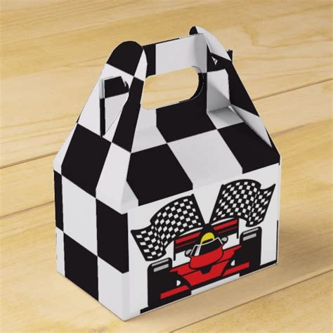 Rc Sport Car Mcqueen 512 2 racing car design favor box zazzle