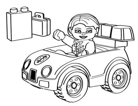 lego ambulance coloring pages best 20 lego ambulance ideas on pinterest