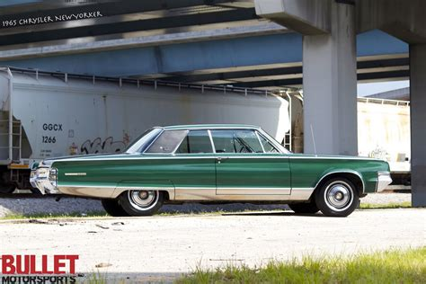65 Chrysler New Yorker by 1965 Chrysler New Yorker Test Drive