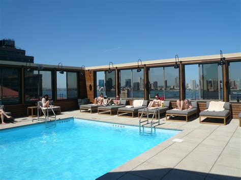 The Printing House By Equinox Opens Rooftop Pool In The West Village
