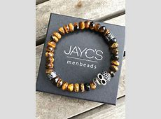Looking for men bracelets? - JayC's Menbeads Gold Hematite Beads