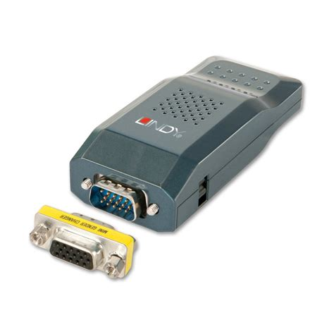Wireles Proyektor wireless vga compact projector server from lindy uk