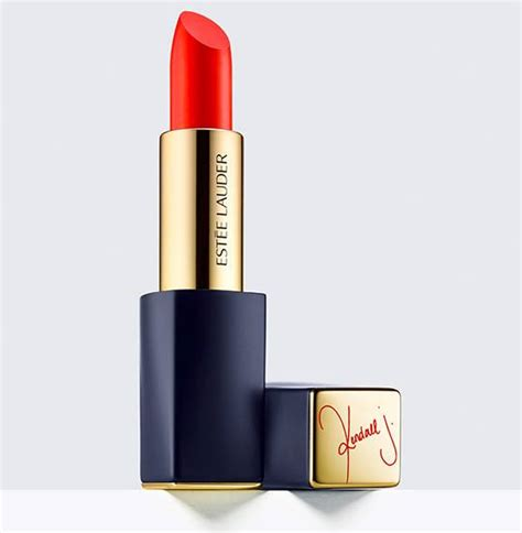Lipstick Estee Lauder Color estee lauder kendall jenner s lipstick trends and