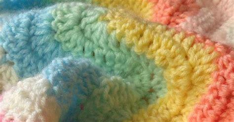 17 migliori immagini su crochet ripples waves su oya s world crochet knitting crochet close ripple or