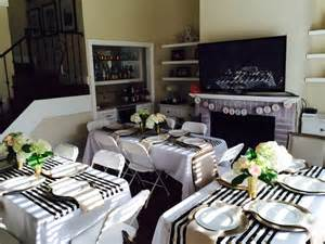 60th decorations 60th birthday table decorations ideas table and chair