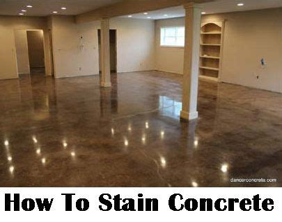 stylish concrete floor finishes do it yourself as how to stain concrete diy home improvement make your