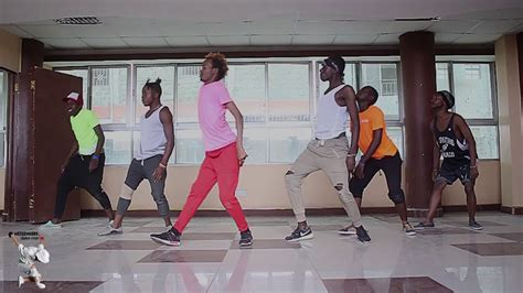 ali kiba seduce  choreo youtube