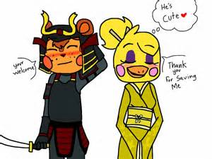 Toy freddy x toy chica more w by noodlegirl35 on deviantart