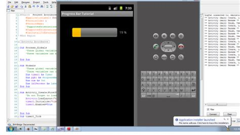 tutorial yad linux basic4android source code download