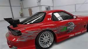 need for speed ps4 mazda rx7 de dominic toretto part 1