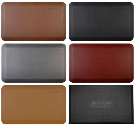 Kitchen Fatigue Mat by Black Wellness Mats Anti Fatigue Kitchen Mat 5 X 4 On