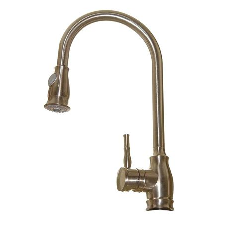 kitchen faucet modern ispring euro modern contemporary single handle pull down