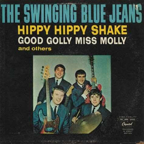 swinging blue jeans hippy hippy shake the swinging blue jeans hippy hippy shake vinyl lp
