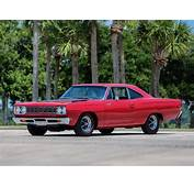1968 Plymouth Road Runner 426 Hemi Coupe RM21 Muscle