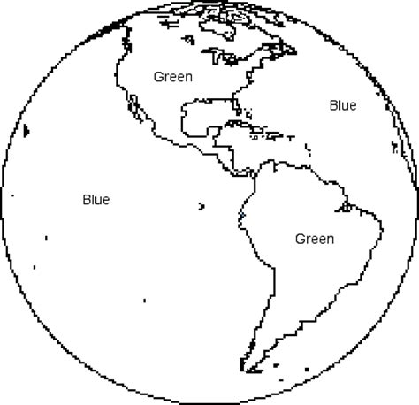 earth template search results for earth black and white template