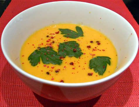 cuisiner carotte velout 233 de carottes au lait de coco velout 233 s vegan