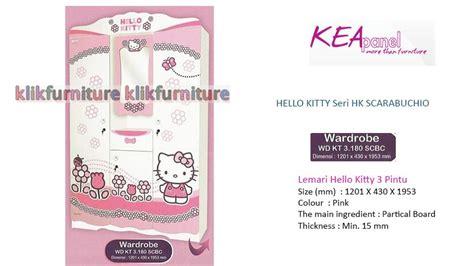 Lemari Hello Kea Panel lemari hello 3 pintu wdkt 3 180 scbc kea panel promo