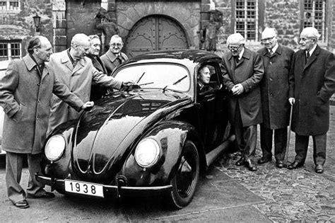 Wann Wurde Das Erste Auto Gebaut by Vw K 228 Fer Vorstellung Des Ersten Ur K 228 Fer Prototyps 1935