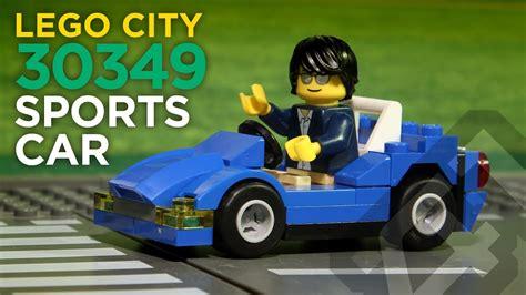 Lego City 30349 Sports Car lego city 30349 sports car polybag stop motion build