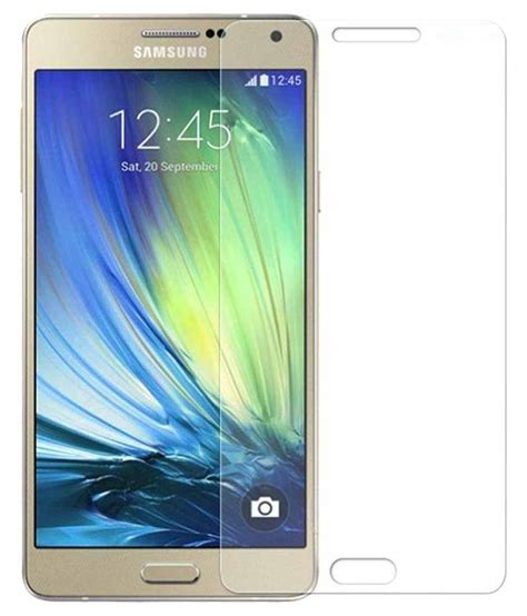 Samsung Galaxy A7 2016 Ory Tempered Glass Anti Gores tempered glass samsung galaxy a7 2016 discoazul