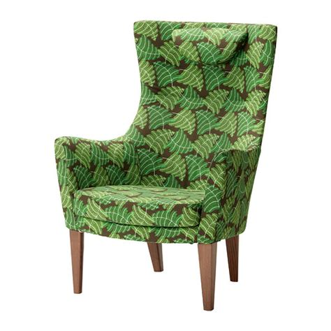 stockholm high back armchair mosta green ikea
