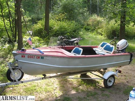 aluminum runabout boat for sale armslist for sale 14 foot aluminum runabout with 25 hp