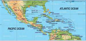 map of eastern us and caribbean bahamas caribbean related keywords suggestions bahamas