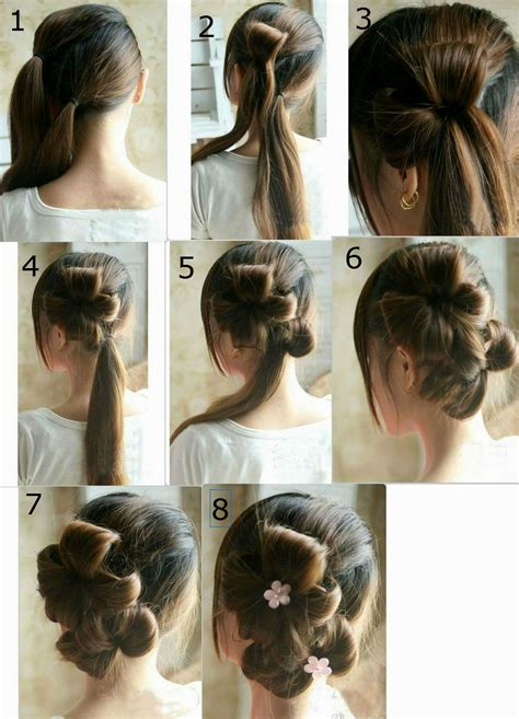 Hairstyles For Hair Step By Step by Hairstyle Step By Step Hairstyles Ideas