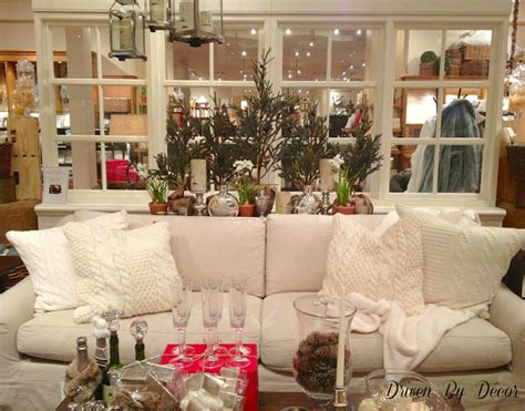 Pottery Barn's Holiday Décor   Driven by Decor