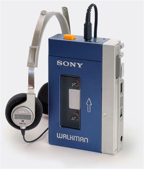 cassette player walkman the sony walkman