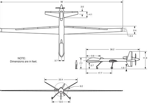 3 Drawing Views by Nasa Uav Drawing Page 2 Pics About Space