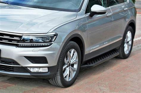 Trittbretter Volkswagen Tiguan Ii Ab 2016 Vm03985
