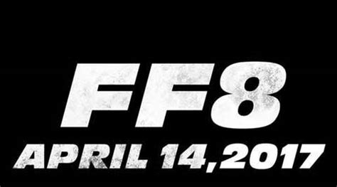 fast and furious 8 april 14 2017 f gary gray to direct fast and furious 8 will release
