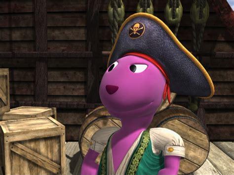 Backyardigans Yucky Pirate Captain The Backyardigans Wiki Fandom