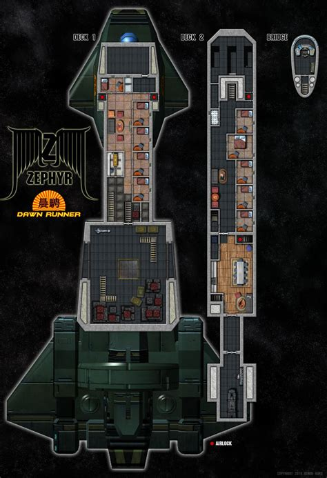 star wars ship floor plans zephyr class deck plans by tensen01 deckplans starship