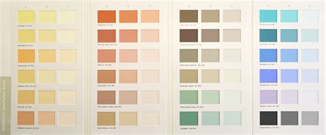 toom wandfarbe palette wandfarbe farbpalette toom speyeder net verschiedene