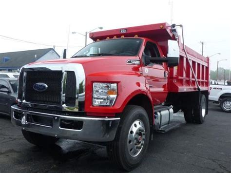 truck ford 2017 2017 ford f750 dump trucks for sale 22 used trucks from