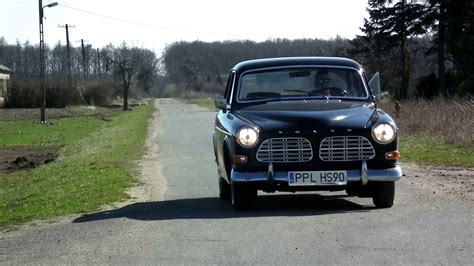 vintage volvo amazon sedan   cc   seltex ppl youtube
